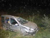 Renault Kangoo donde viaja Orzo.