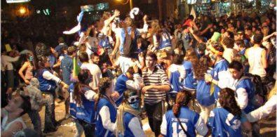 Festejos de la Proseu 2012