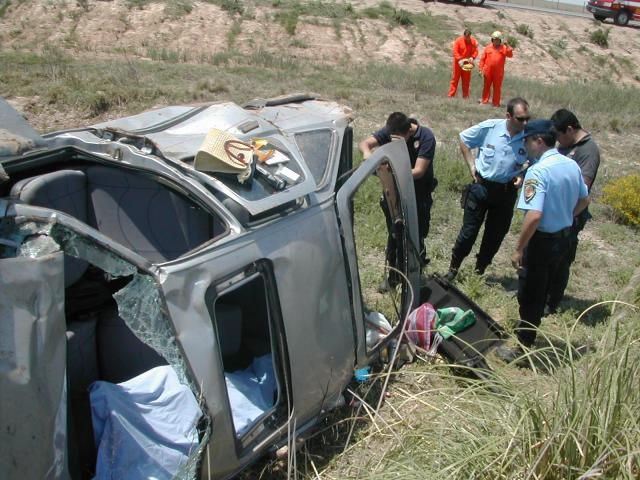 Matrimonio Accidente : Muere matrimonio en accidente sobre ruta e radio